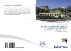 Copertina di Essen-Gerschede Station