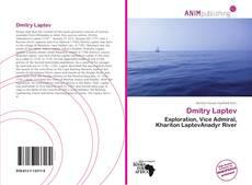 Bookcover of Dmitry Laptev