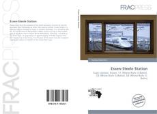Bookcover of Essen-Steele Station