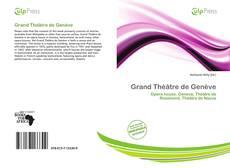 Обложка Grand Théâtre de Genève