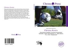 Portada del libro de Christos Kostis