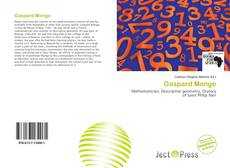 Bookcover of Gaspard Monge