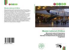 Capa do livro de Musée national d'Užice