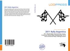 2011 Rally Argentina kitap kapağı