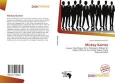 Buchcover von Mickey Kantor