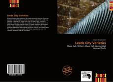 Capa do livro de Leeds City Varieties