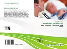 Bookcover of Basement Membrane