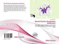 Couverture de David Clarke (Australian politician)