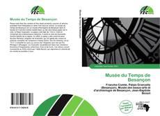 Capa do livro de Musée du Temps de Besançon