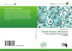 Buchcover von Grand Theatre, Blackpool