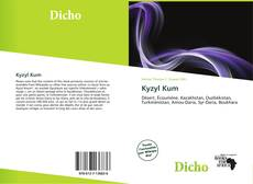 Bookcover of Kyzyl Kum