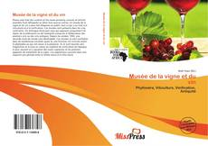 Musée de la vigne et du vin的封面
