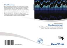 Bookcover of Chad Ackerman