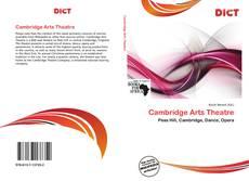 Buchcover von Cambridge Arts Theatre