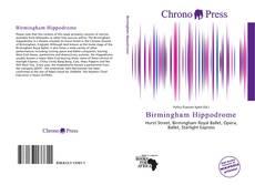 Bookcover of Birmingham Hippodrome
