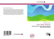 Bookcover of East West Players
