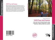 Bookcover of 1978 Tour de France