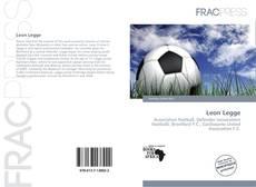 Leon Legge kitap kapağı