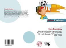 Claude Andrey kitap kapağı