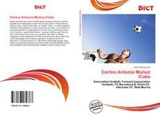 Bookcover of Carlos Antonio Muñoz Cobo