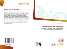 Capa do livro de Georg Konrad Morgen