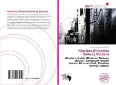 Portada del libro de Klosters (Rhaetian Railway Station)