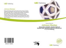 Bookcover of Johnson Bwalya