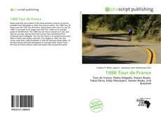 Capa do livro de 1988 Tour de France