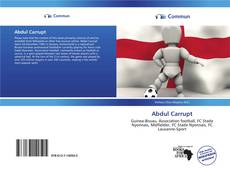 Bookcover of Abdul Carrupt