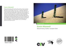 Bookcover of Gavin Maxwell