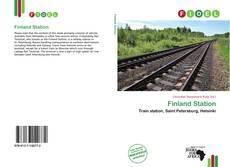 Copertina di Finland Station