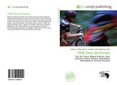 Bookcover of 1994 Tour de France