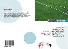 Bookcover of George Ley