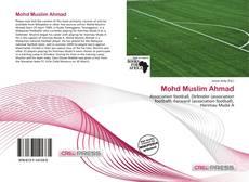 Couverture de Mohd Muslim Ahmad