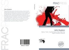 Buchcover von John Duykers