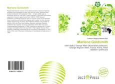 Bookcover of Marlene Goldsmith