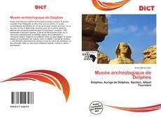 Couverture de Musée archéologique de Delphes