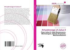 Copertina di Art patronage of Julius II