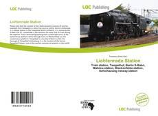 Bookcover of Lichtenrade Station