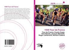 Bookcover of 1949 Tour de France