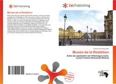 Buchcover von Musée de la Reddition