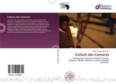 Bookcover of Culture des Comores