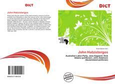 John Hatzistergos的封面