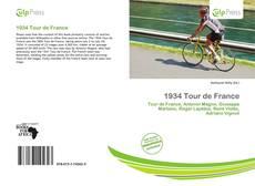 Bookcover of 1934 Tour de France