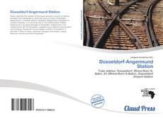 Düsseldorf-Angermund Station kitap kapağı