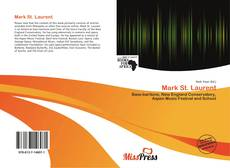 Bookcover of Mark St. Laurent