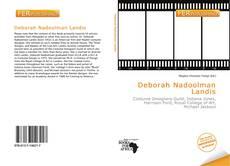 Portada del libro de Deborah Nadoolman Landis