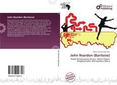 John Reardon (Baritone)的封面