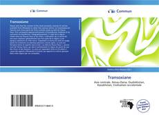 Bookcover of Transoxiane