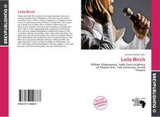 Bookcover of Leila Birch